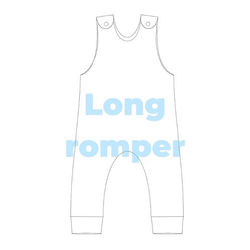 Long Romper