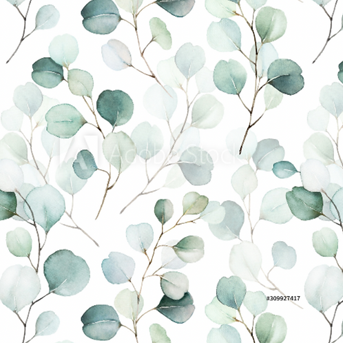 Eucalyptus - Loopback Jersey