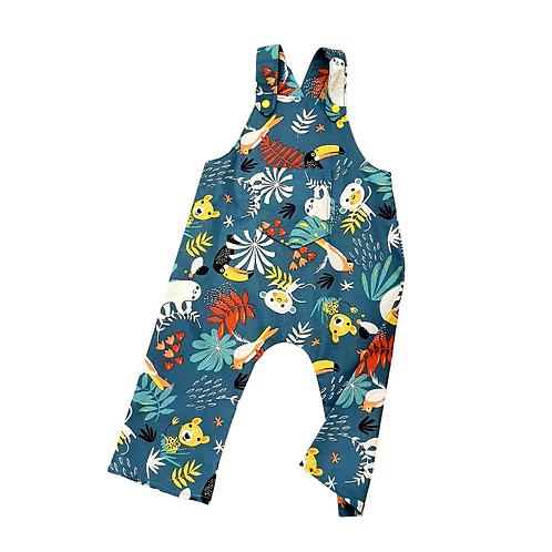 Jungle overall