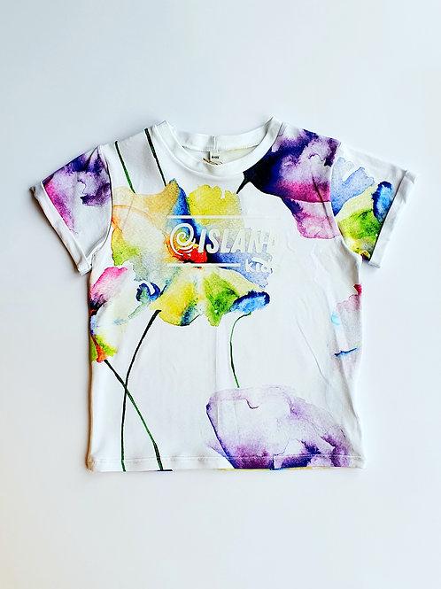 Watercolour flowers TShirt