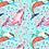 Thumbnail: Mandala Dolphin- Jersey