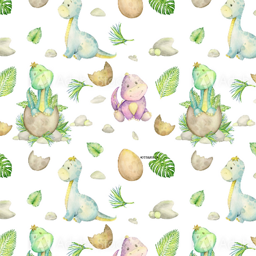 Baby Dinos - Jersey
