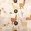 Thumbnail: Girls Alpaca Short Jumpsuit
