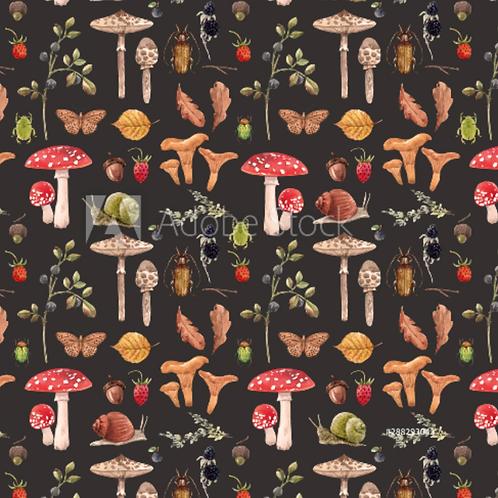 Autumn Fungi - Jersey