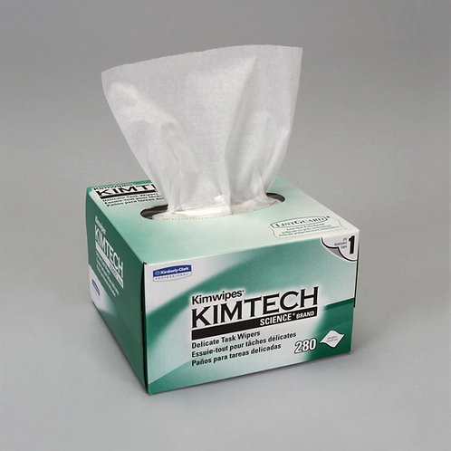 "Kimwipes® Cleaning Tissue, 4 1/2 x 8 1/2"", Box of 280"