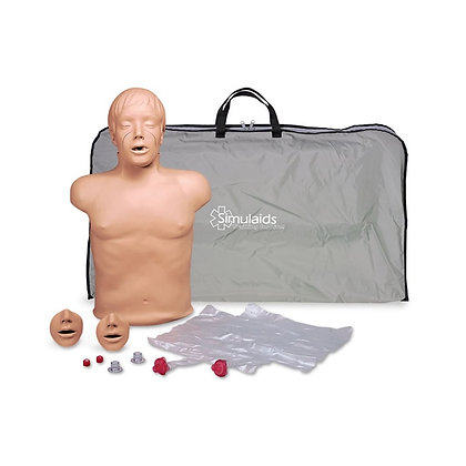 Brad CPR Manikin- Light Skin