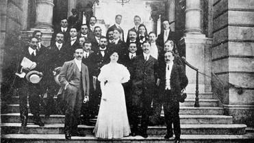 PIONEIRISMOS NA ARGENTINA: O FEMINISMO E A REFORMA QUE MUDOU OS RUMOS DE UNIVERSIDADES LATINO-AMERIC