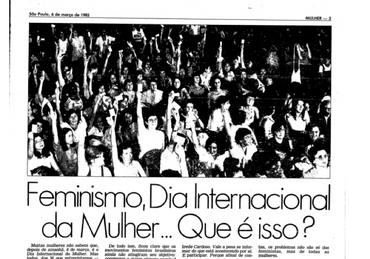 FEMINISMOS, POLÍTICA E MÍDIA NO BRASIL
