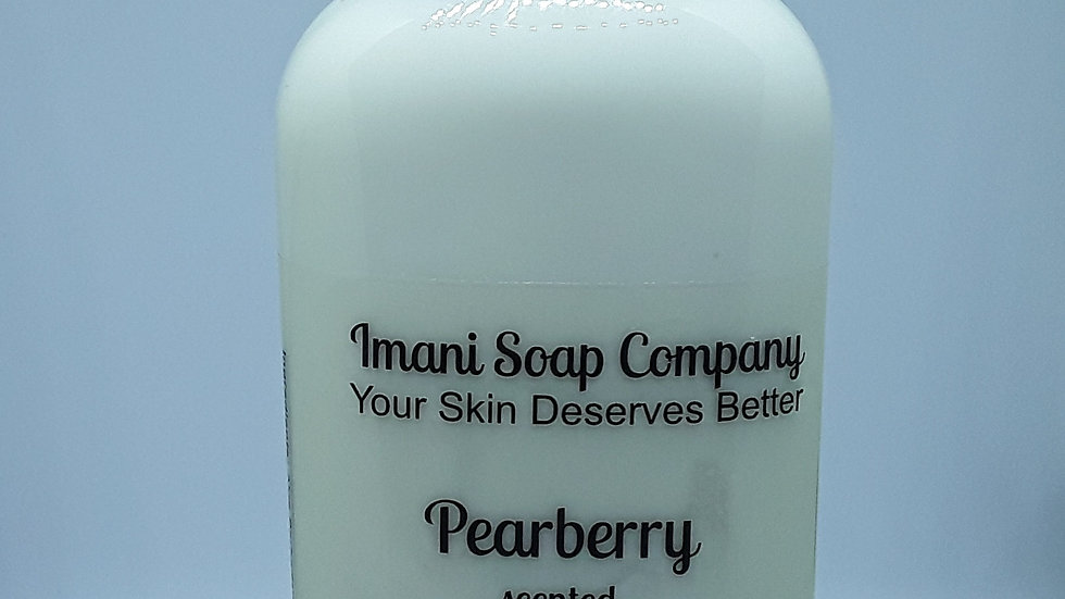Pearberry Lotion
