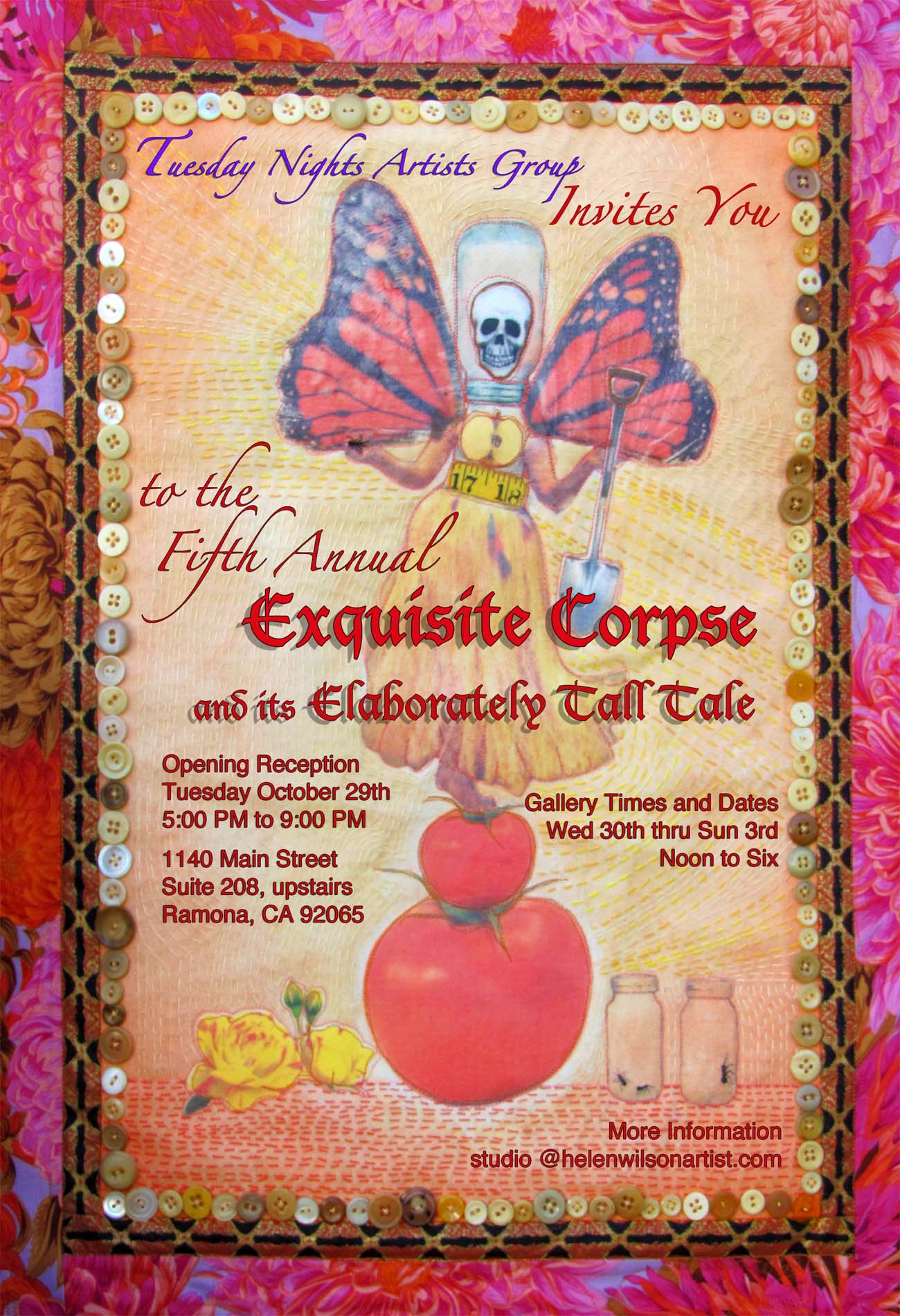 Fifth Annual Exquisite Corpse