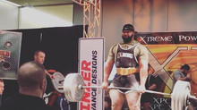 Kush Nutra Interviews Bryan Hill after Winning Arnold Classic Powerlifting Meet