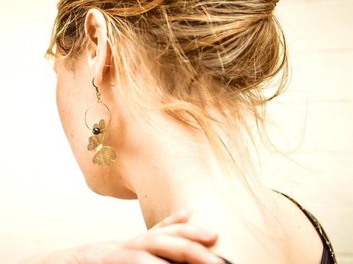 Boucles d'oreilles AURORE