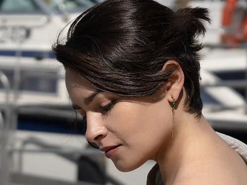 Boucles d'oreilles SOLAL