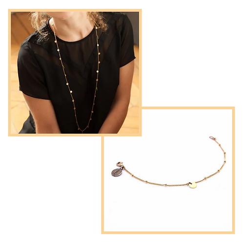 Bracelet PASTILLE et Sautoir CYBELE