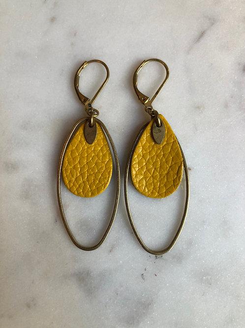 Boucles d'oreilles RITA