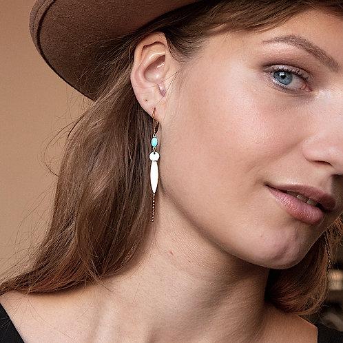 Boucles d'oreilles HEMERA