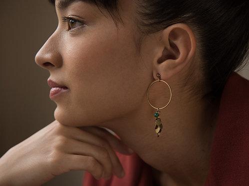 Boucles d'oreilles LILOU
