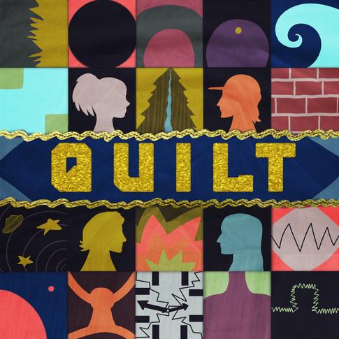 Quilt Album Cover (unofficial)