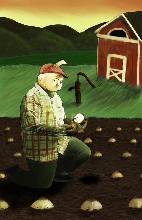 Onion Farmer