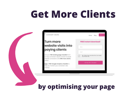 How to Create & Optimise Your Landing Page for Lead Generation