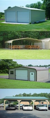 Carolina Carport Buildings Garages
