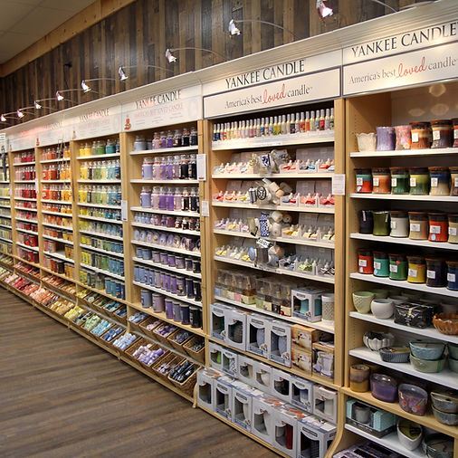 Yankee Candles 50 Different Scents