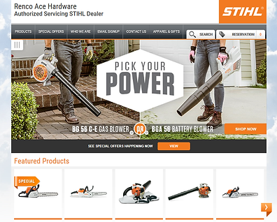 Sithl Power Equipment Online
