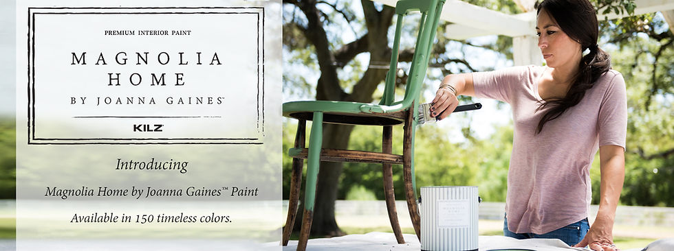 Magnolia Home Kilz Paint