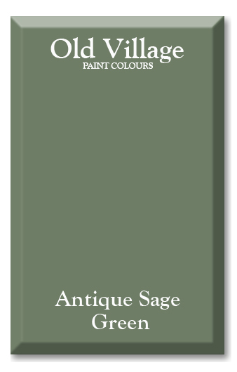 Antique Sage Green