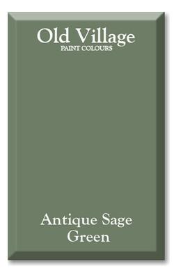 Antique Sage Green