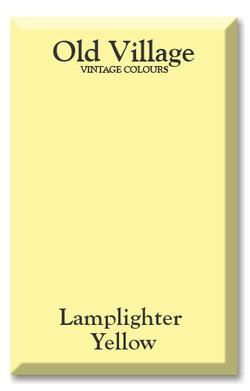 Lamplighter Yellow