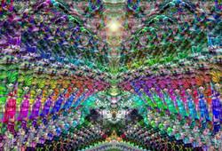 niuQuin OxO - Escalera Espectral