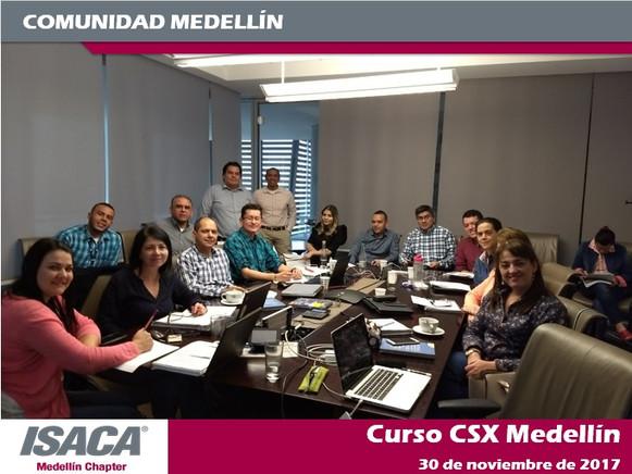 Curso CSX - Medellín