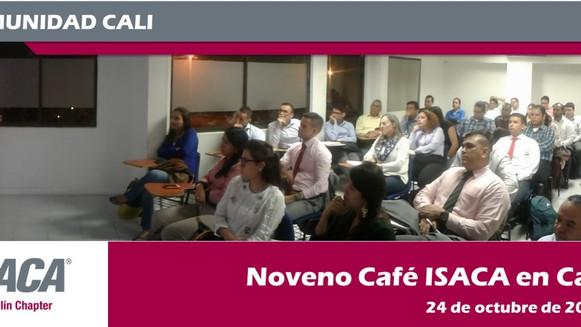 Noveno Café ISACA en Calí