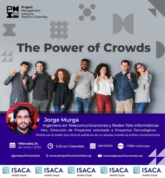 Webinar: The Power of Crowds