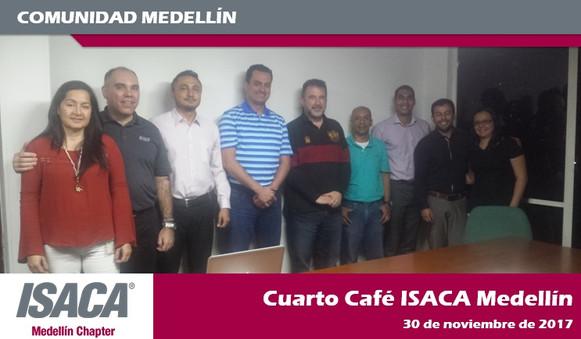 Cuarto Café ISACA Medellín Ciberseguridad: Amenazas Persistentes Avanzadas