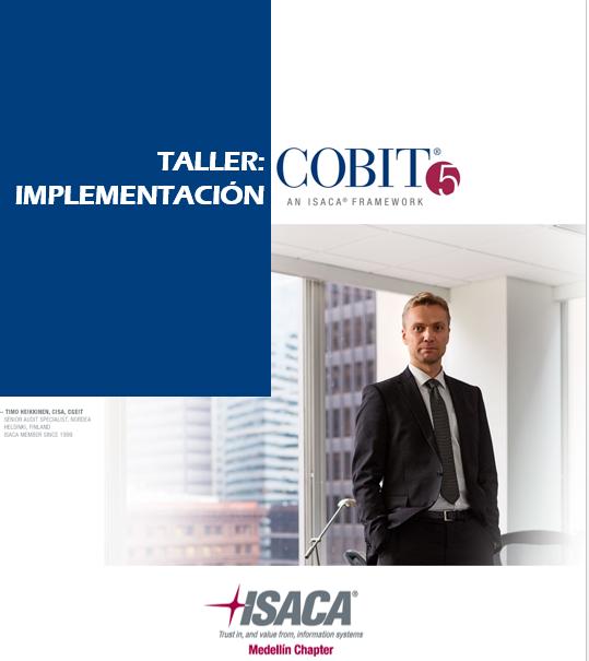 Taller de Implementación COBIT5  - Medellín, del 5 al 7 de febrero de 2018