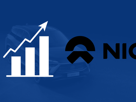 Nio in Consolidation Phase - Buy on Dip, Sell on Rise​