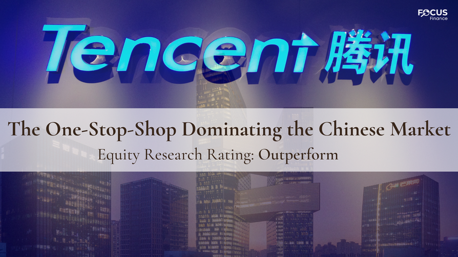 Tencent – The One Stop Shop Dominating the Chinese Market