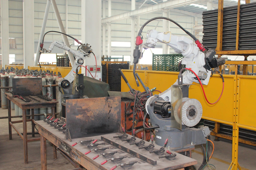 Roboting Welding Machine