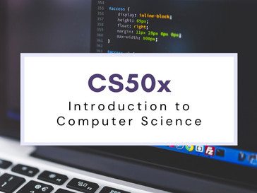 Starting CS50's Introduction to Computer Science