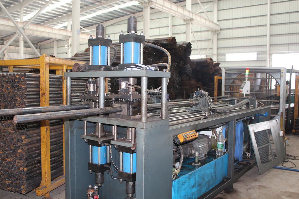 Steel Prop Drilling Machine