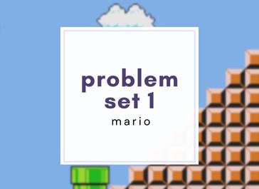 cs50 pset1: Mario (less/more)