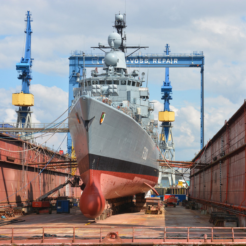 Shipyard Projects