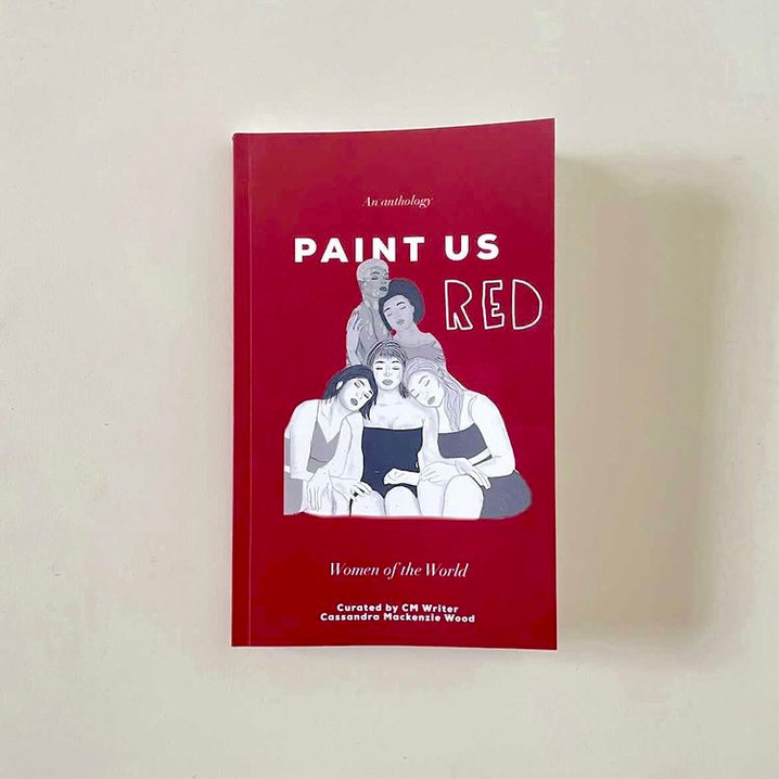 Paint Us Red (Published Poetry Anthology)
