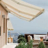 toldo terraza cofre europeo