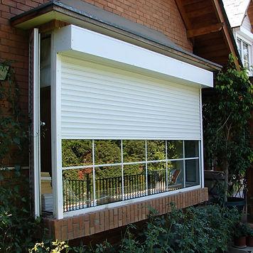persiana de exterior aluminio
