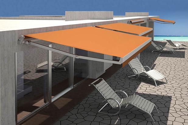 toldo terraza monoblock premium