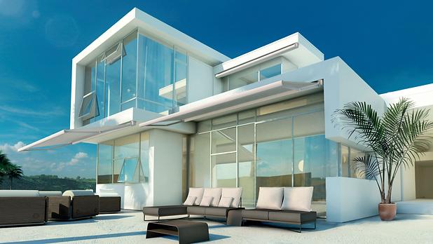 toldo cofre terraza retráctil