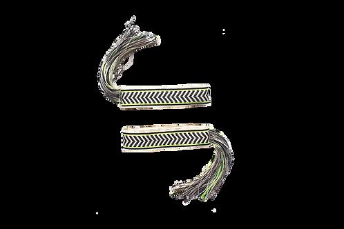 Rubans Safari Fluo